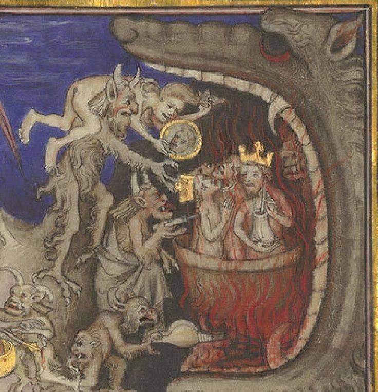 Гаап — губернатор демонов и покровитель властителей