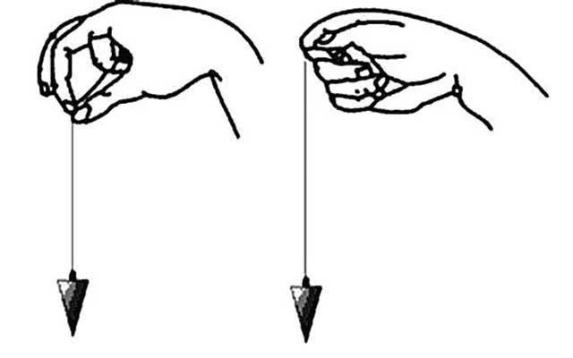 §2.1. работа с маятником. секреты женской биолокации