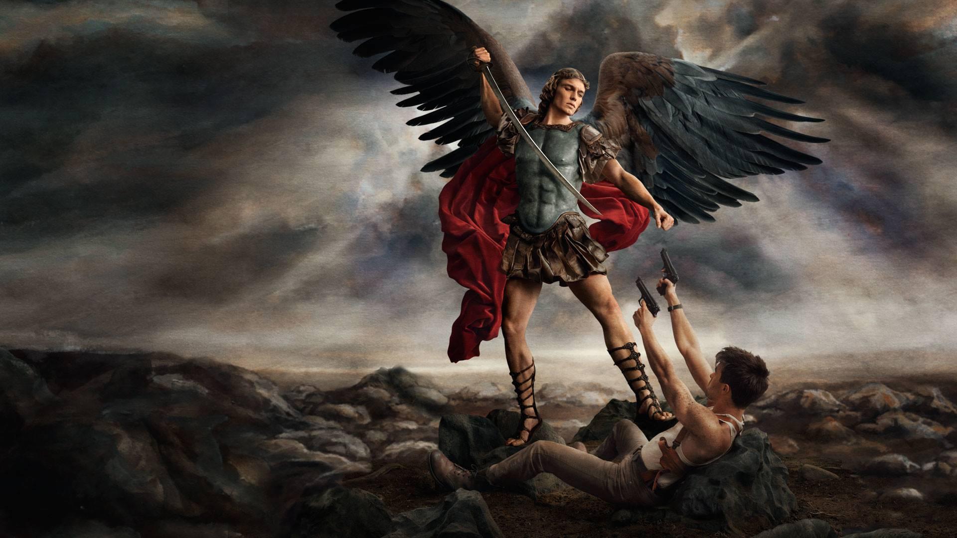 Люцифер и архангел михаил с новыми известиями · ♥ · галактический союз сил света