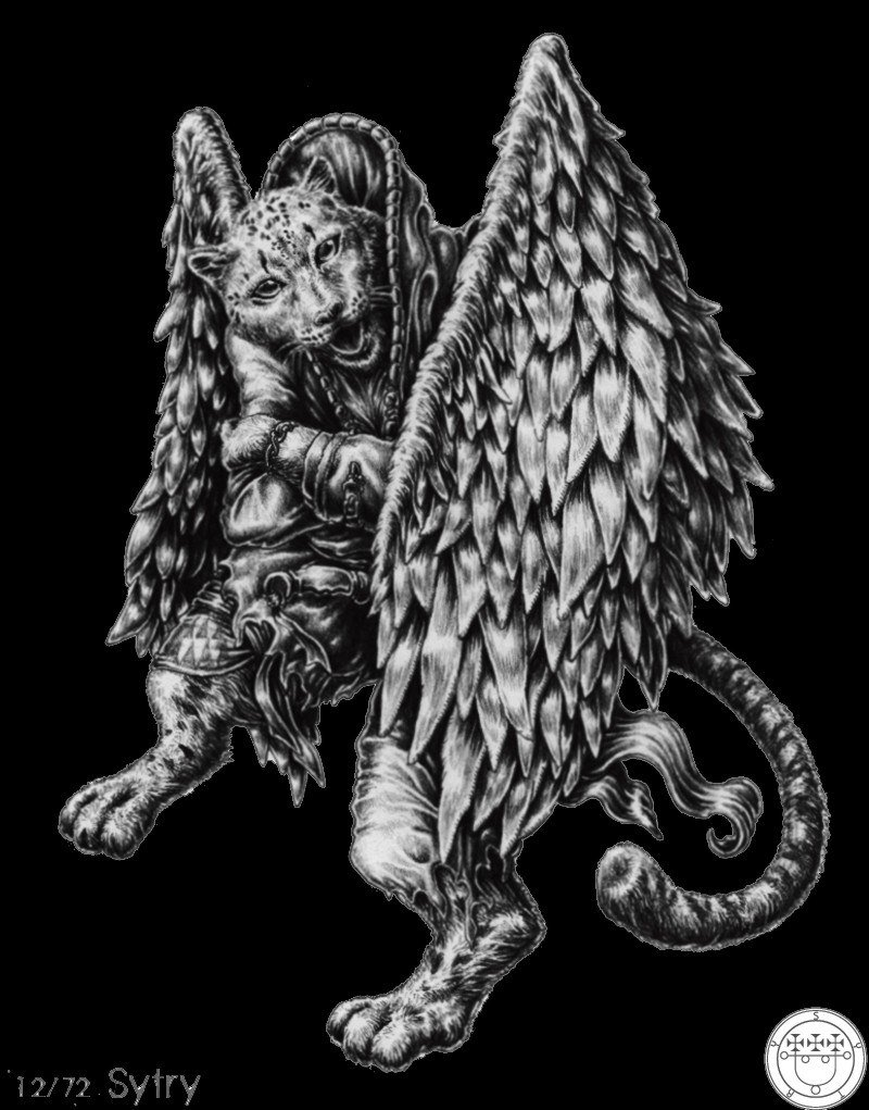 Гоэтия лемегетон малый ключ соломона - демоны из гримуара | хронокод.ру факты, гипотезы, мистика, паранормальное, жизнь после смерти, продажа души дьяволу
