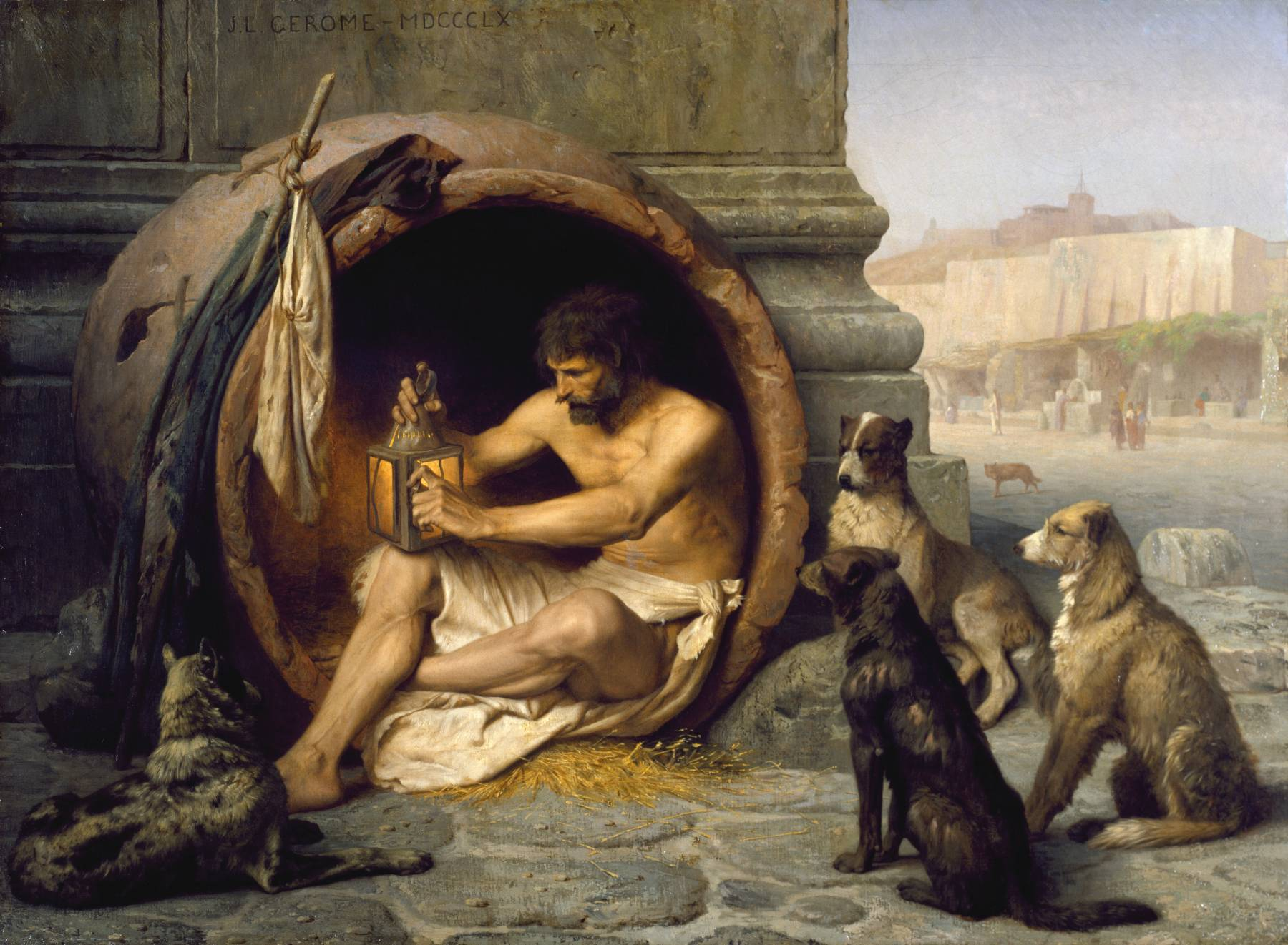 Лемуры — кровожадные духи усопших из мифологии древнего рима