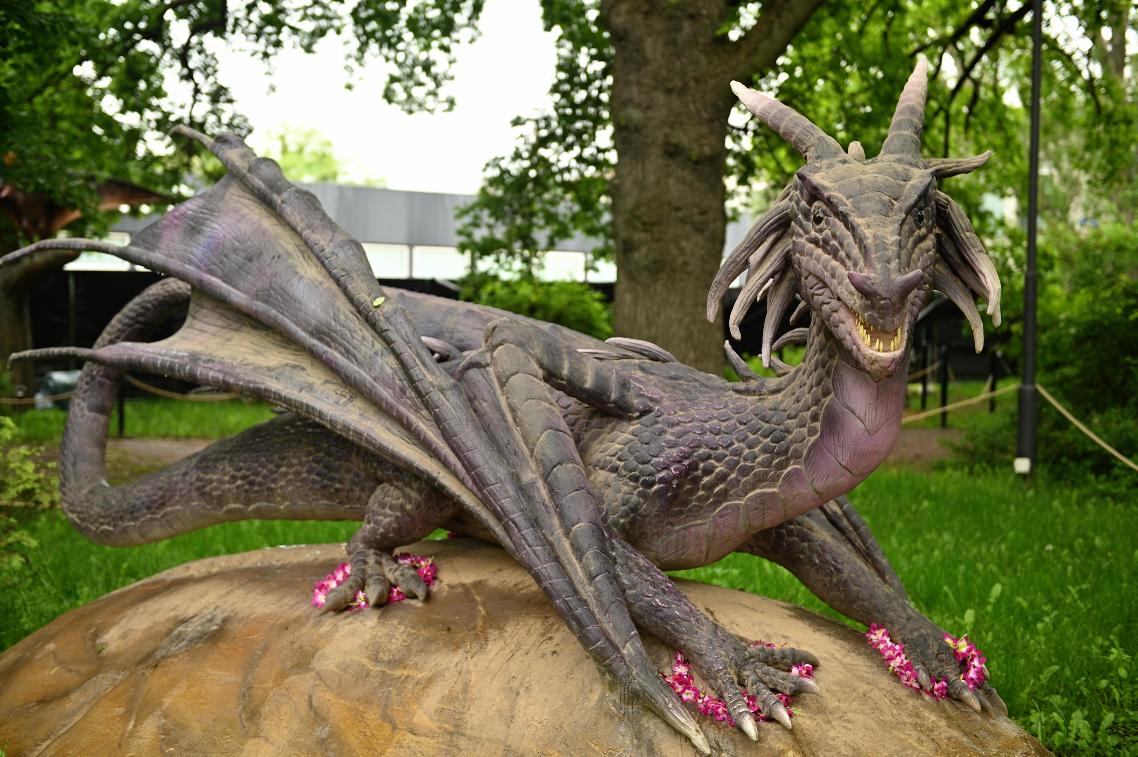 Шаркань — дракон из венгерского фольклора