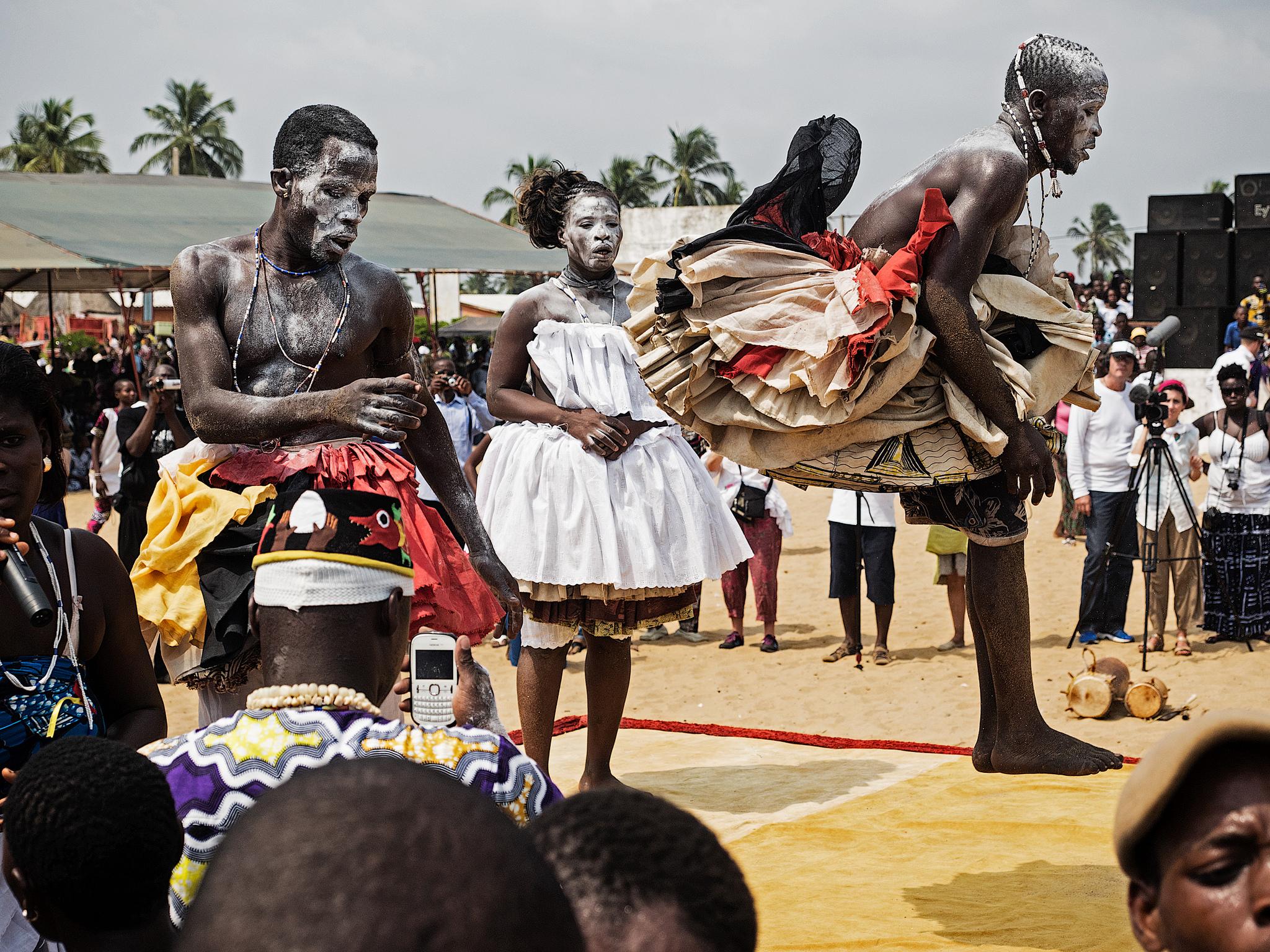 Религии африки википедия