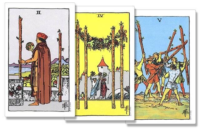 Значение карты таро — 2 мечей