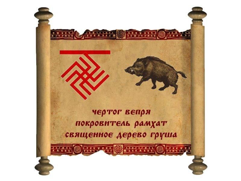Чертог змея в славянском гороскопе