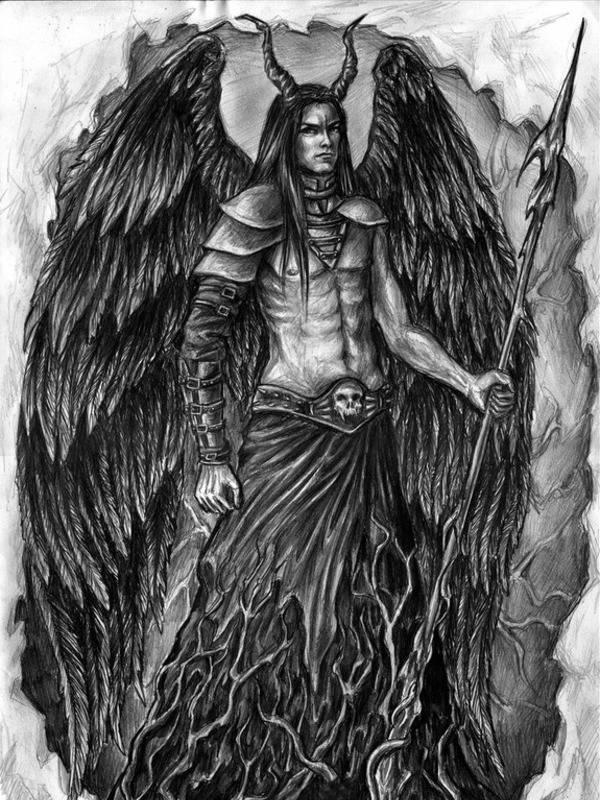 Падшие ангелы: азазель, дьявол, суккуб, белиалл и люцифер