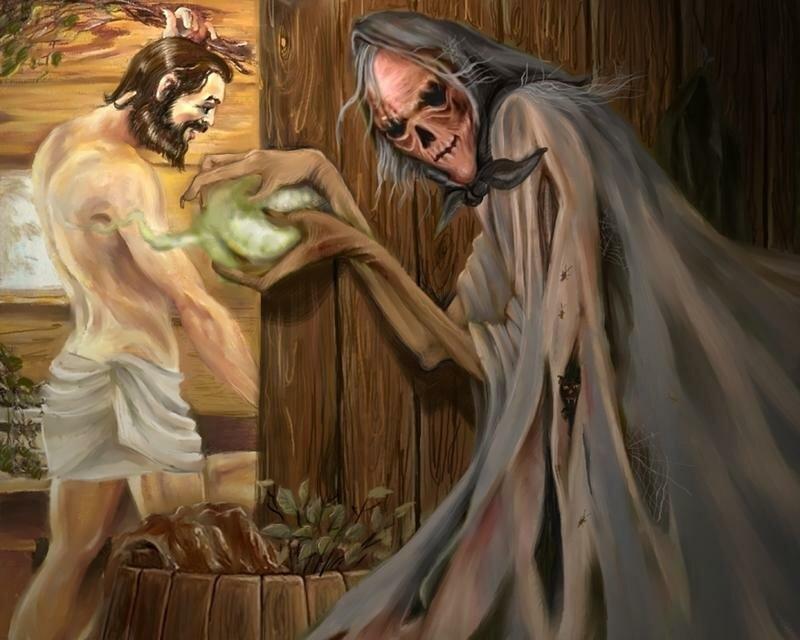 Славянские демоны — самая знаменитая нечисть из древних легенд