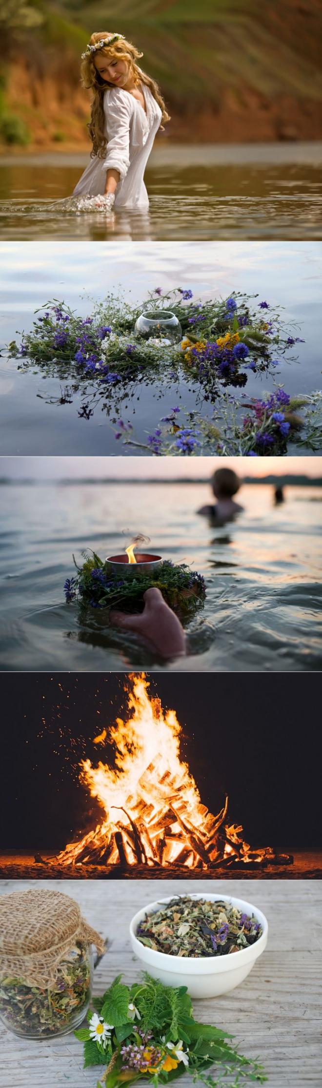 Гадания в ночь на ивана купала 2020 - гадания на суженого — униан