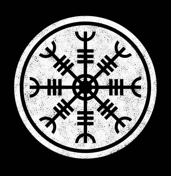Рунический став «шлем ужаса»