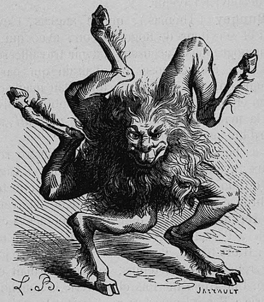 Демоны и диавол   православие и мир