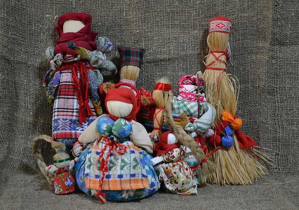 Куклы обереги своими руками: правила создания
