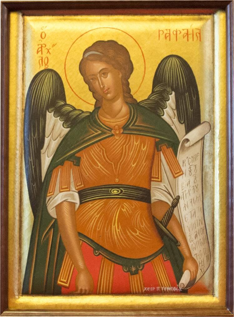 Молитва архангелу рафаилу об ицелении больного, очень сильная защита