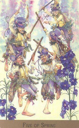Таро викторианских фей (78 карт) - каталог - издательская группа весь
