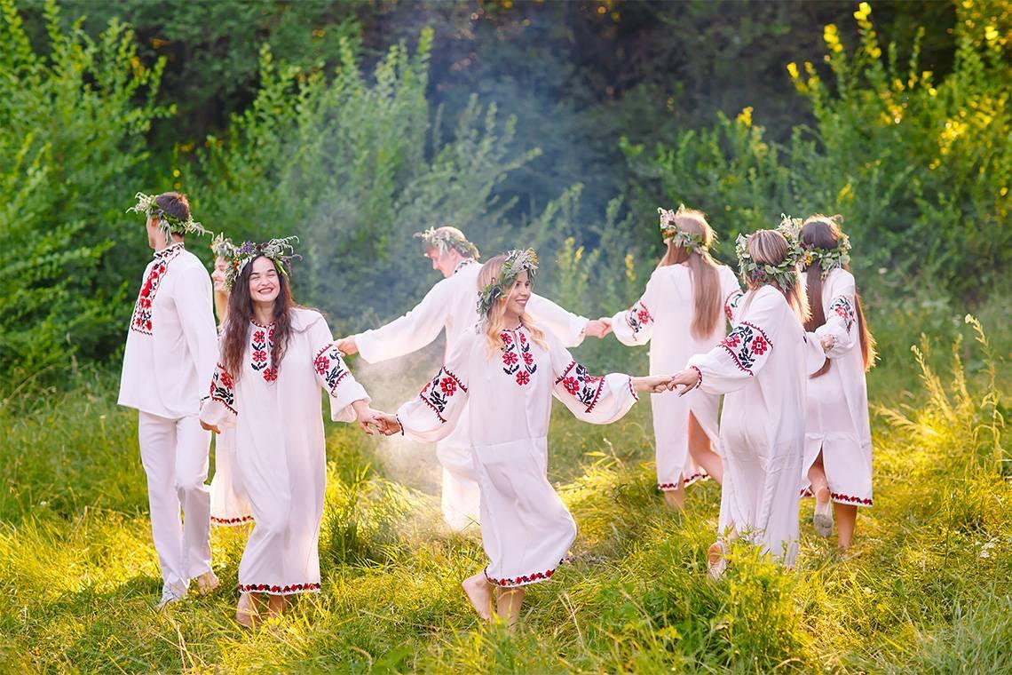 День перуна: обряды и традиции празднования :: syl.ru