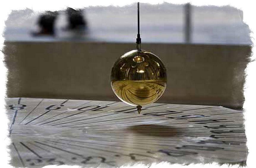 Секреты гадания при помощи маятника