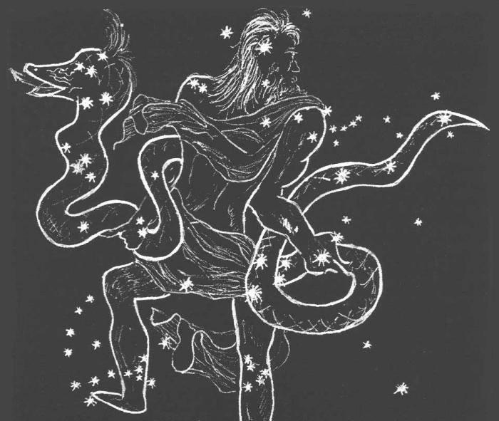 Зодиак змееносец – тайный тринадцатый знак