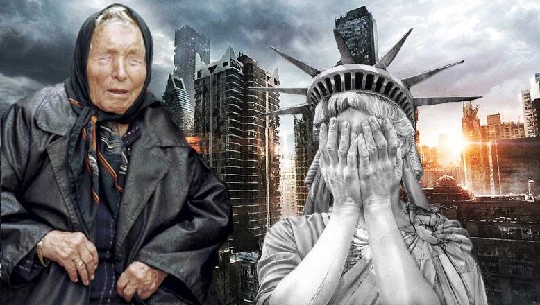 Утонет ли америка. ванга о сша — что случится с америкой в будущем