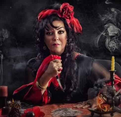 Виолетта полякова — ведьма-ключница, цыганка, экстрасенс