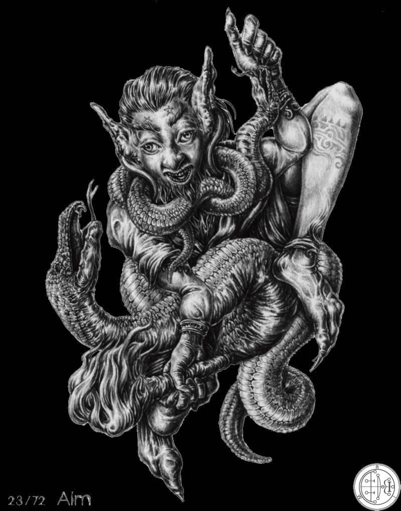 72 демона Гоэтии — что вы хотите узнать о них?
