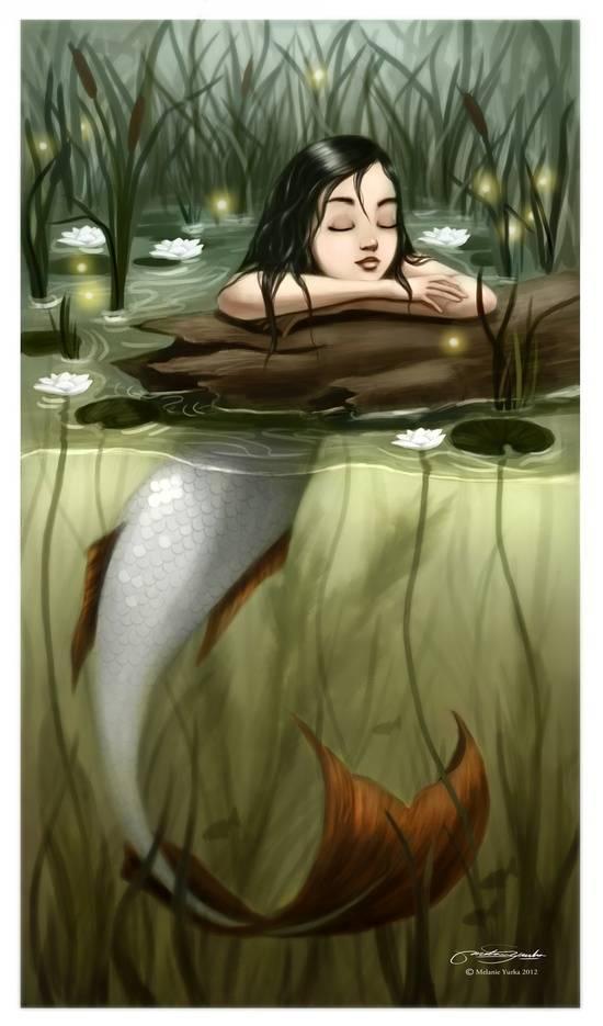 Фейри | мифические существа кельтской мифологии