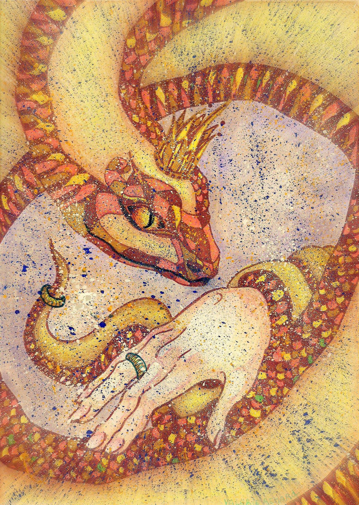 Морозный змей | darksiders вики | fandom