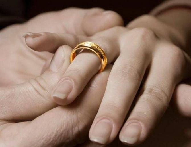 Какими должны быть обручальные кольца: приметы