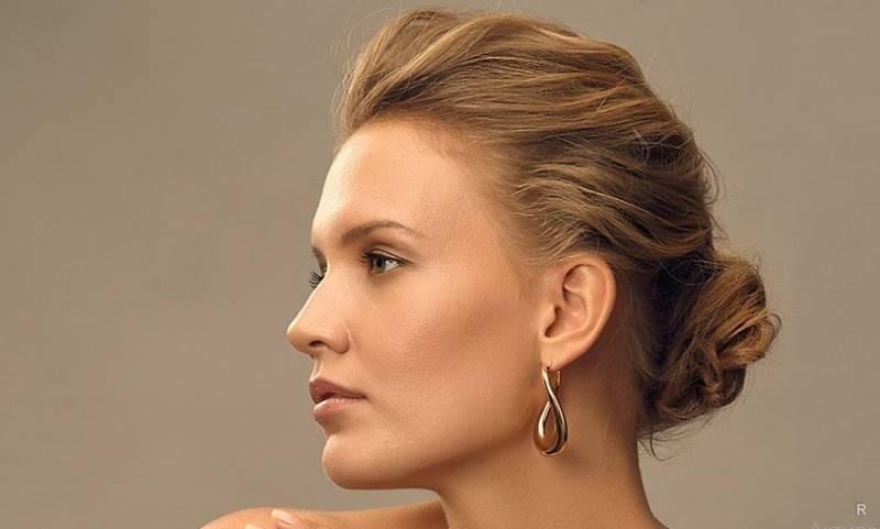Примета: потерять сережку с левого или правого уха, если золотую