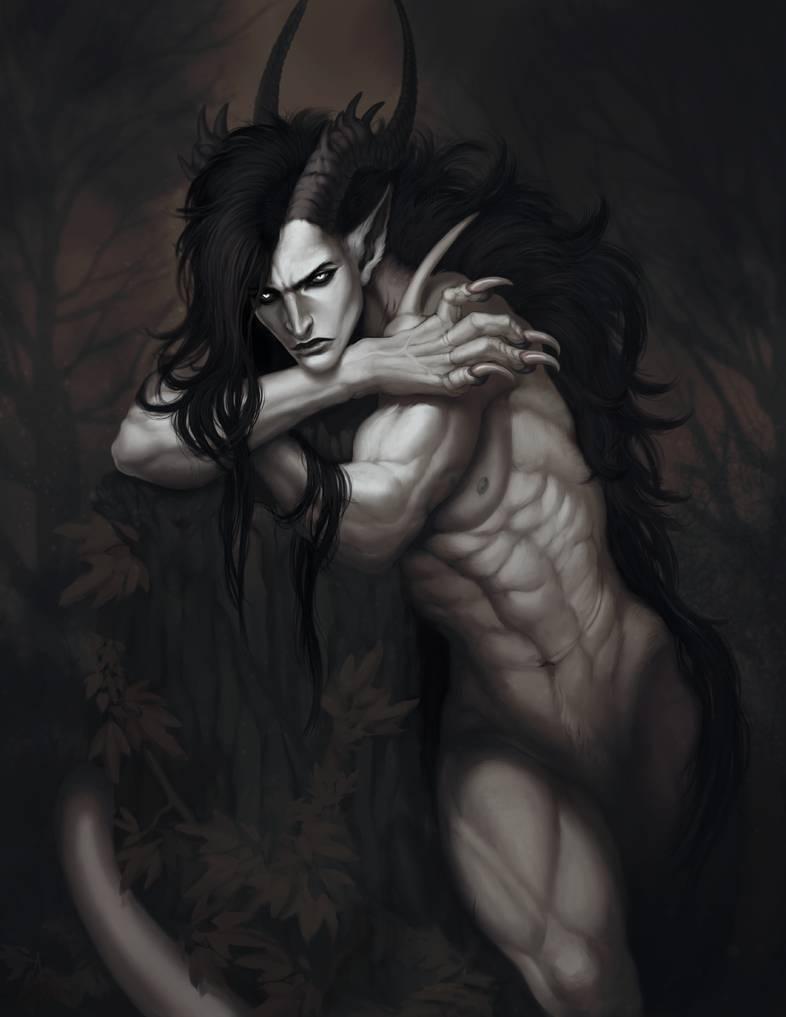 Демоны инкубы суккубы