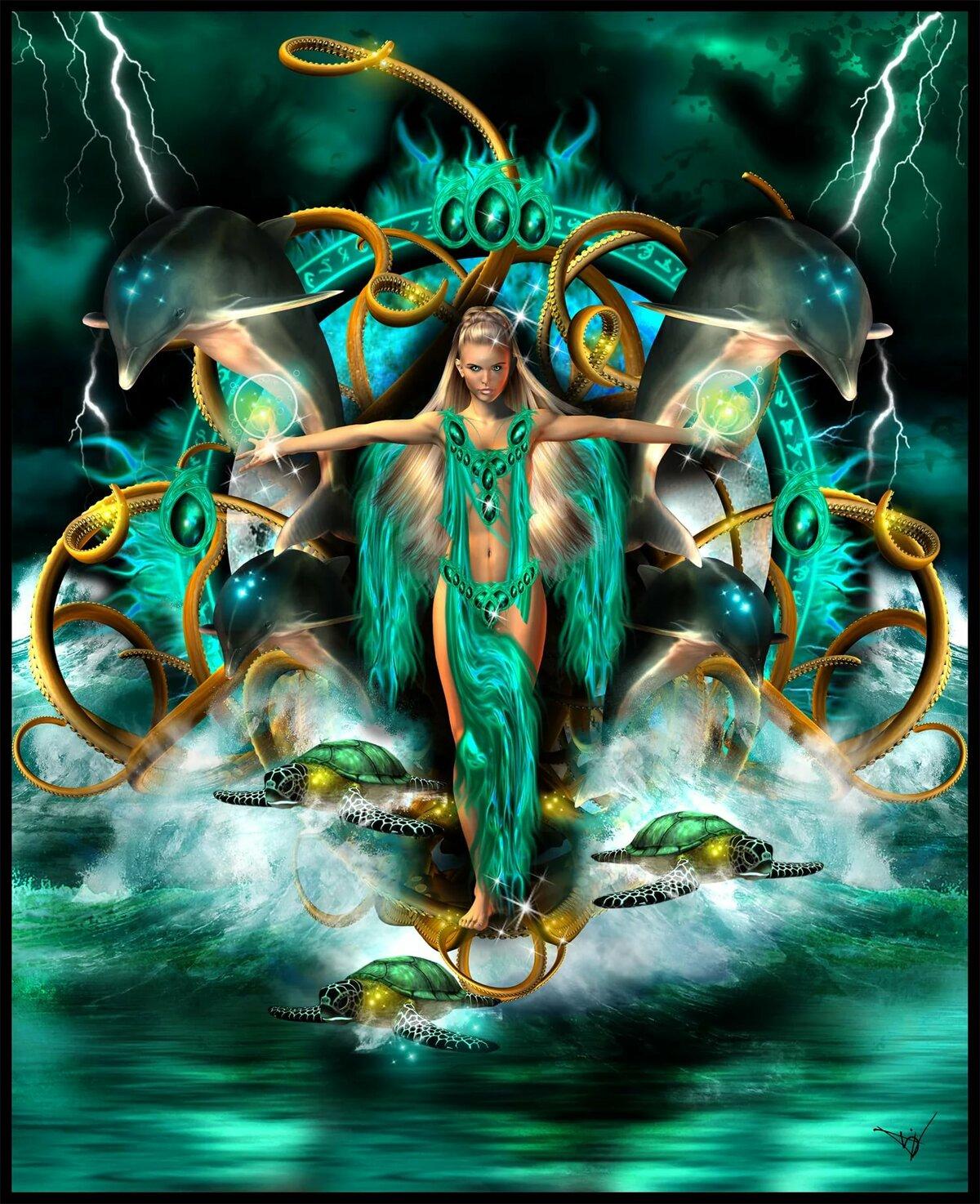 Мифы и легенды * нерей и нереиды. нереиды — морские сестры из греческой мифологии нереида из греческих мифов 3 буквы