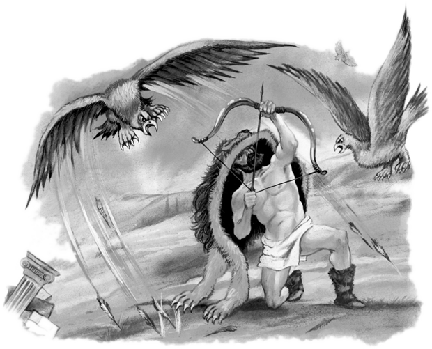 «12 подвигов геракла» краткое содержание мифа – читать пересказ онлайн
