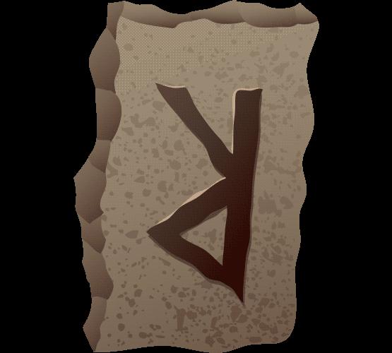 Толкование рун. руна – альгиз (algiz) значение руны.  перевернутое (обратное) положение.