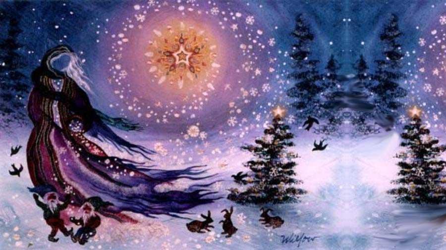 Дни зимнего солнцестояния | всадник на тигре | яндекс дзен