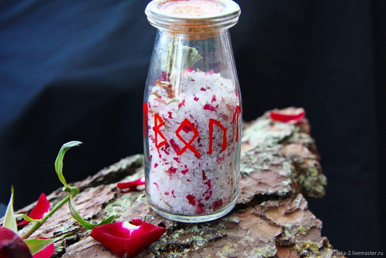 Талисман ведьмина бутылка: на защиту, деньги и любовь