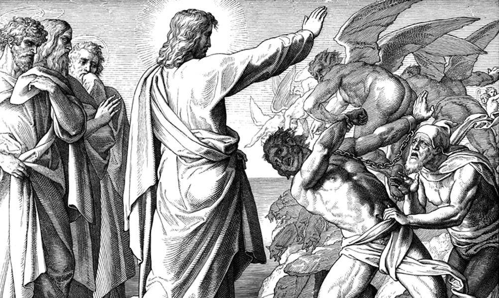 Бес (христианство): описание, значение и изгнание. кто такой бес в христианстве