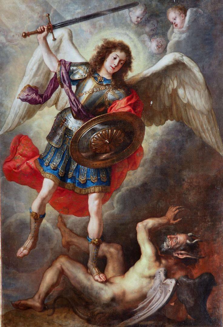 Архангел гавриил — молитва святому и его история