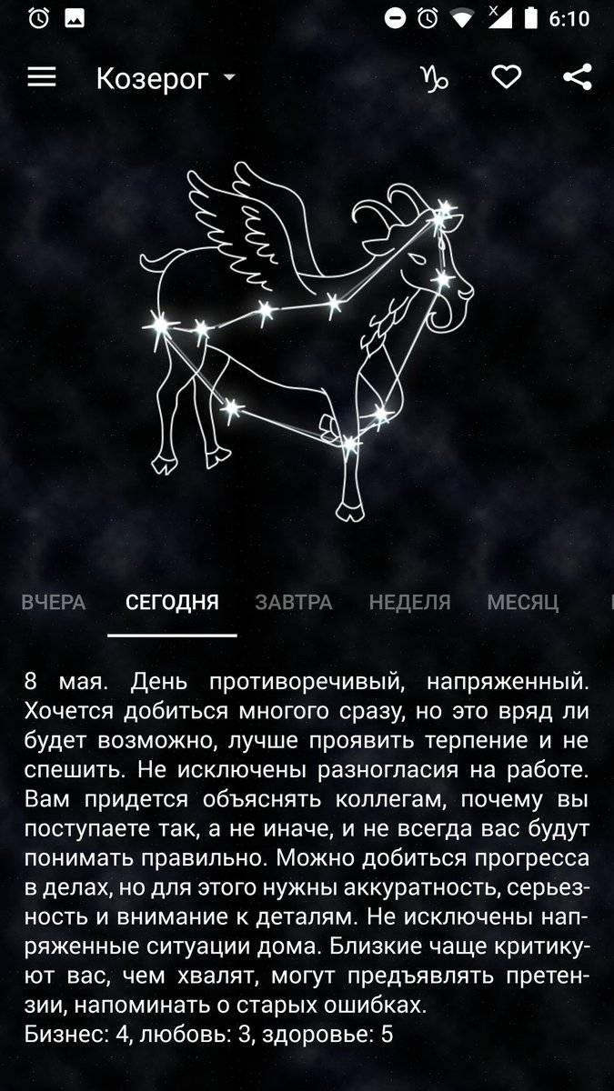 Козерог | знак зодиака козерог