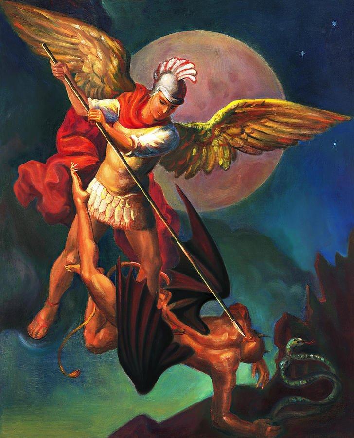 История ангела люцифера