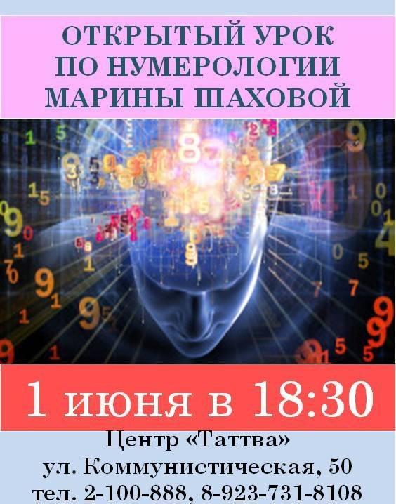 Нумерология по методу зюрняевой: справочная информация