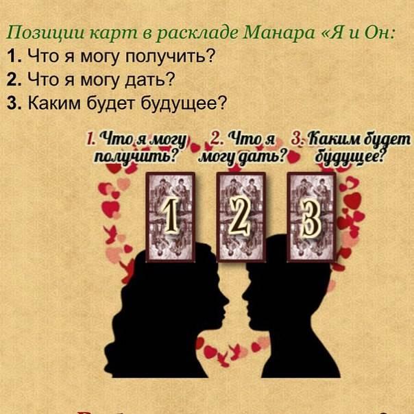 Гадание на чувства любимого — что на душе у мужчины?