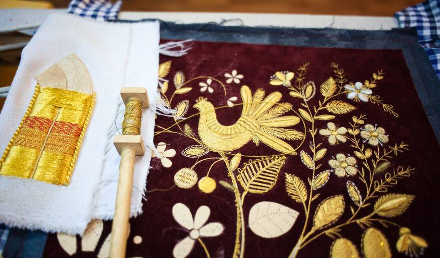 Приметы в вышивке крестом: значения, символы, обозначения для работы и везения