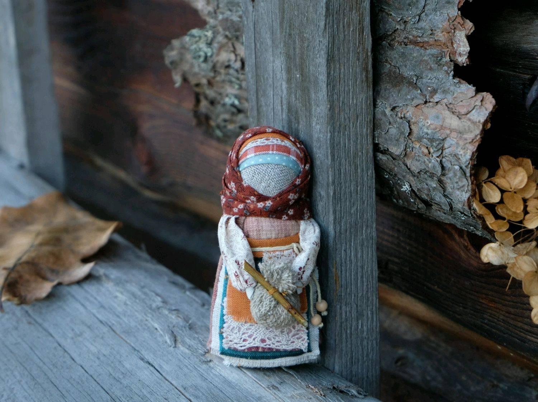 Чтобы дорога была в радость: кукла подорожница – оберег для путешественников