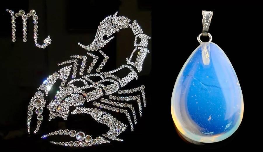Камень для скорпиона женщины или мужчины по гороскопу и дате рождения