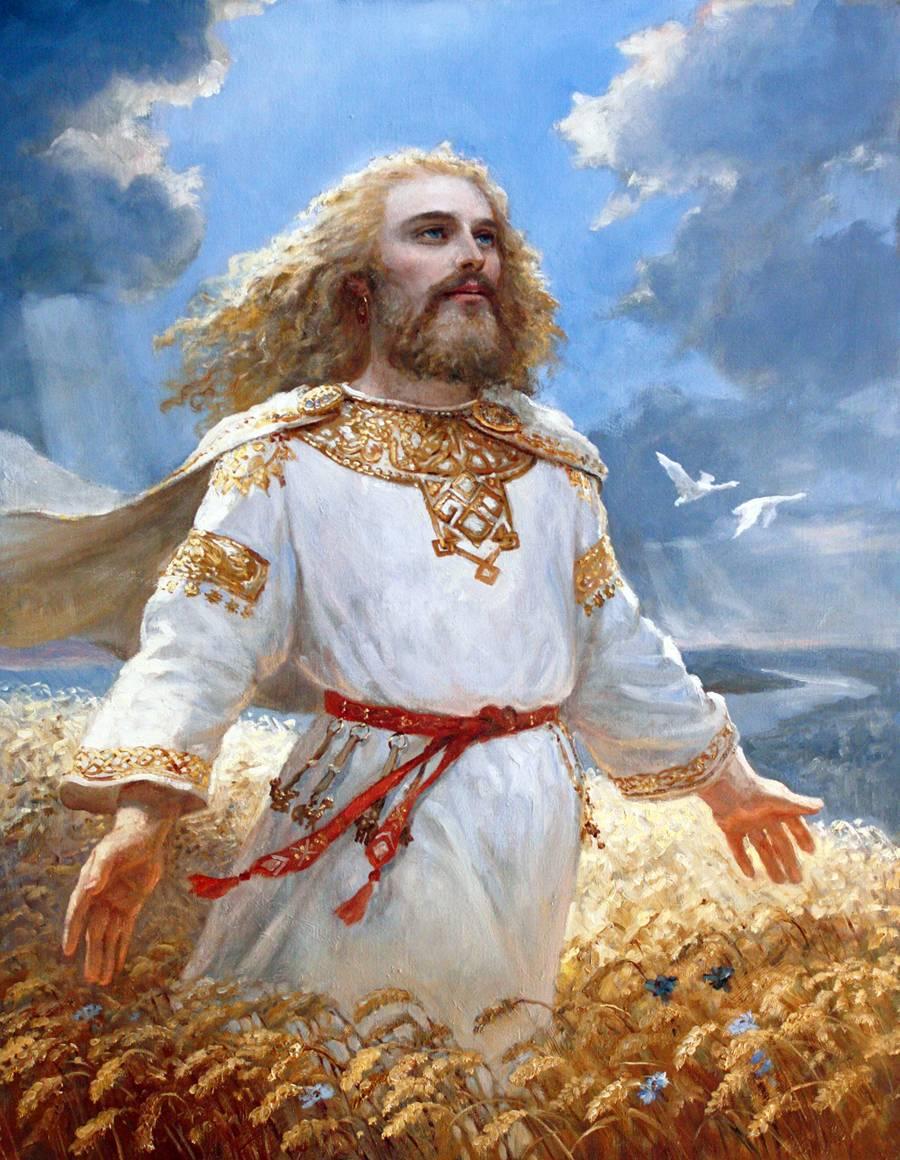 Тарх даждьбог перунович — бог солнца у славяно-ариев