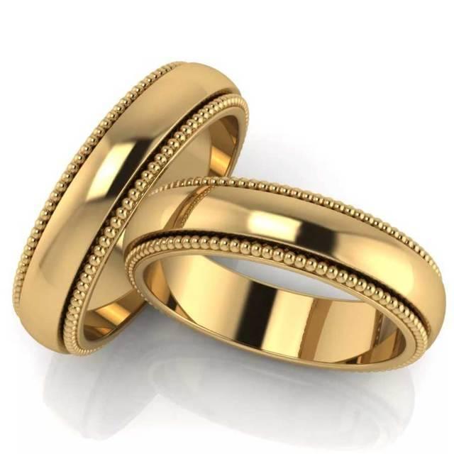 Обручальные кольца: приметы и поверья