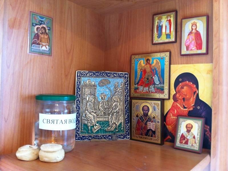 Православные иконы в доме для счастья и благополучия всей семьи