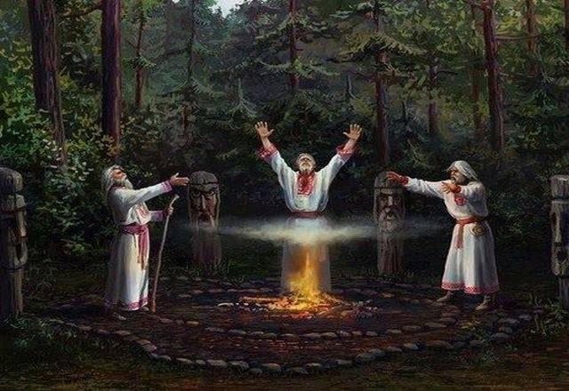 Молитва велесу: текст молитвы, старинные заговоры, особенности языческих традиций