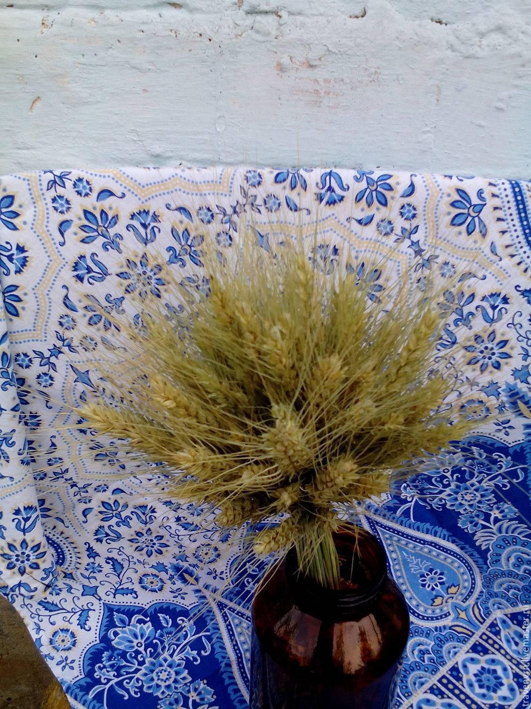 Сноп пшеницы приметы