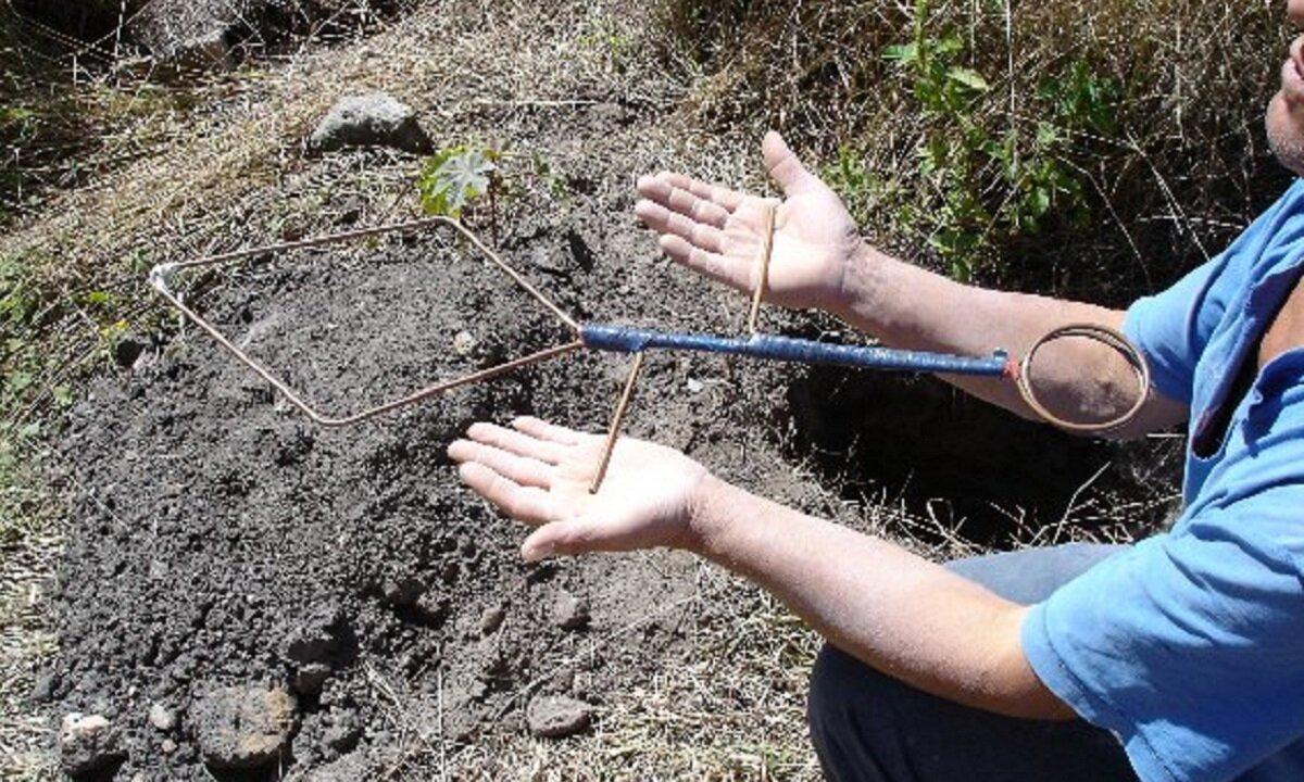 Как сделать рамки для поиска воды: прстота, но эффективность
