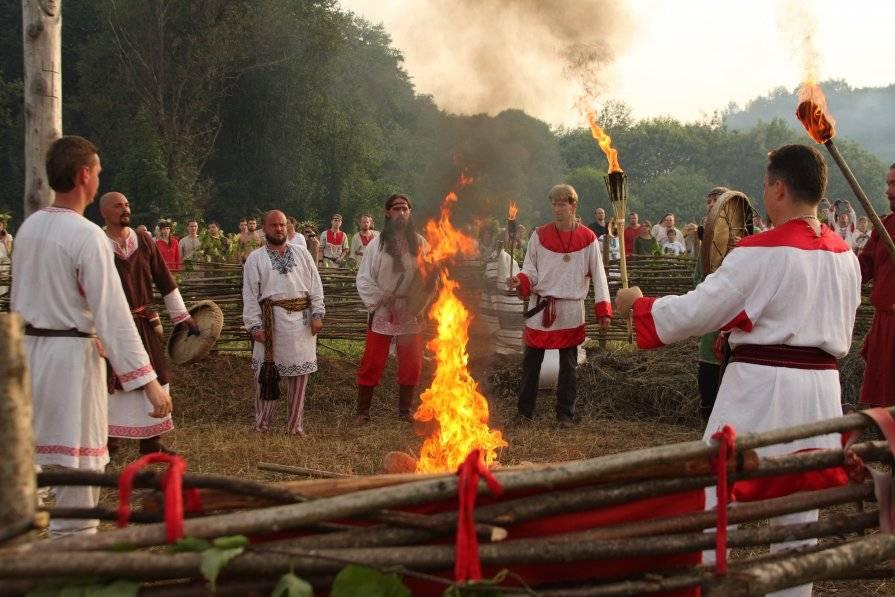 Перунов день — праздник воинов и земледельцев   | магия любви