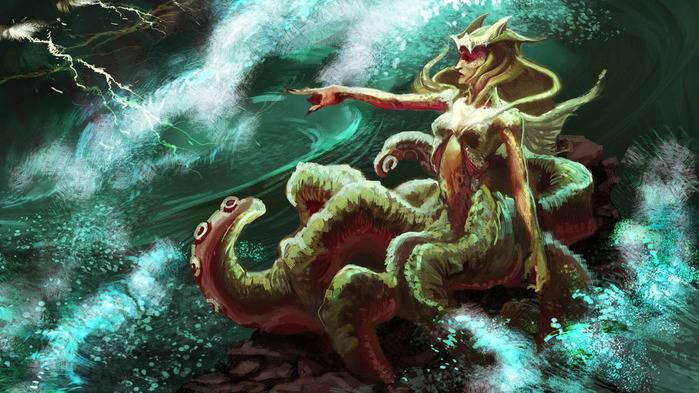 Кобольды — волшебные существа с проказливым нравом